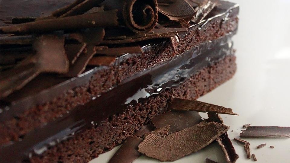 Chocolate Mud Cake Dessert Chocolate Mud Cake Recipe