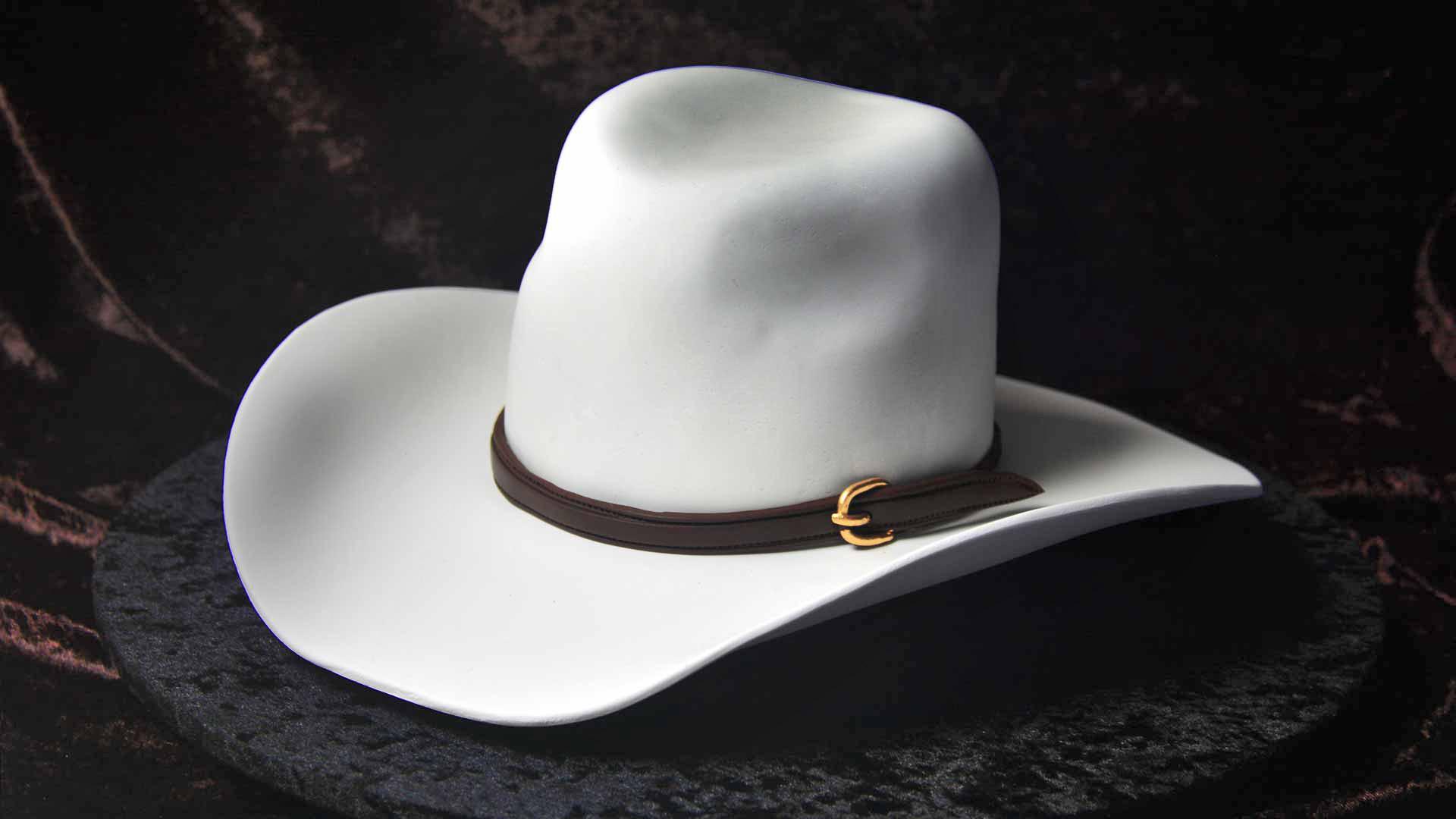 3d Cowboy Hat Cake Yeners Way