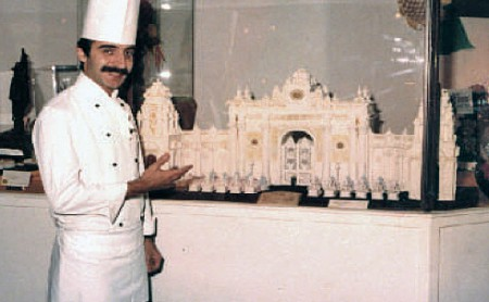 DOLMABAHCE - Petite Fours Presentation - GOLD MEDAL