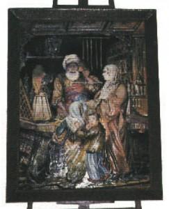 HACI BEKIR - Pastry Centrepiece - GOLD MEDAL