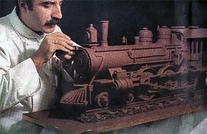 ORIENT EXPRESS - Pastry Centrepiece - GOLD MEDAL WITH DISTINCTION