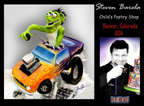 Steven Barela - https://www.facebook.com/pages/Childs-Pastry-Shop/122083087834362