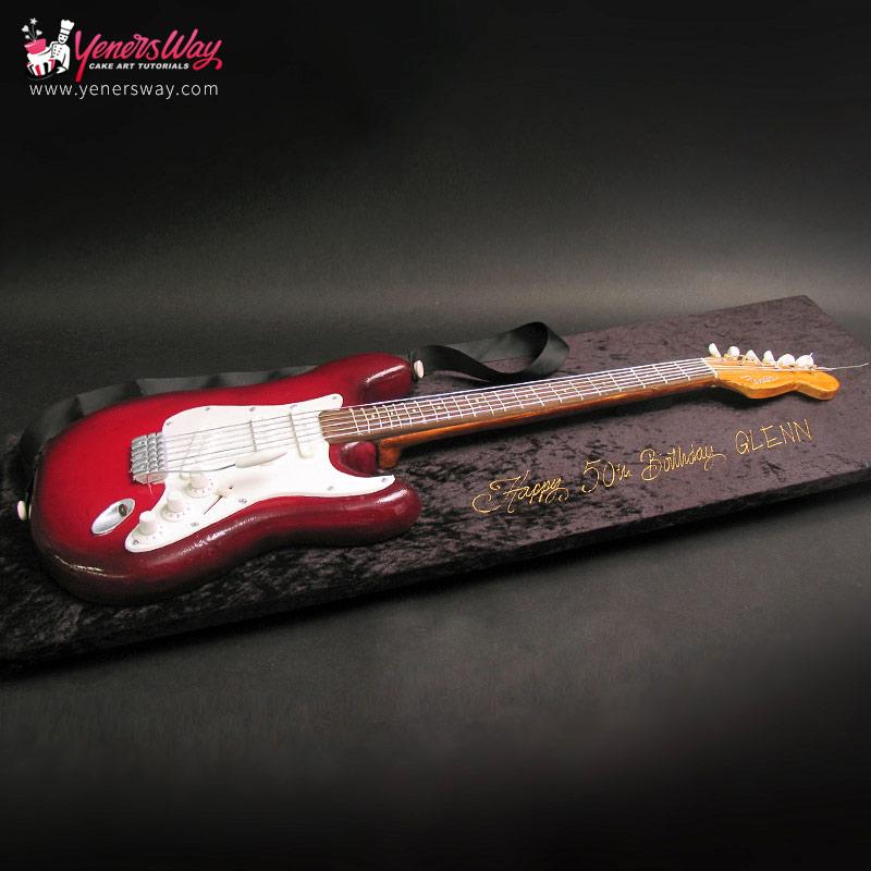 3d-electric-guitar-cake