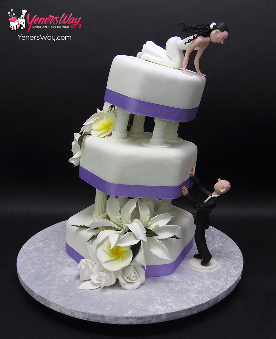 Love Images In Cake :