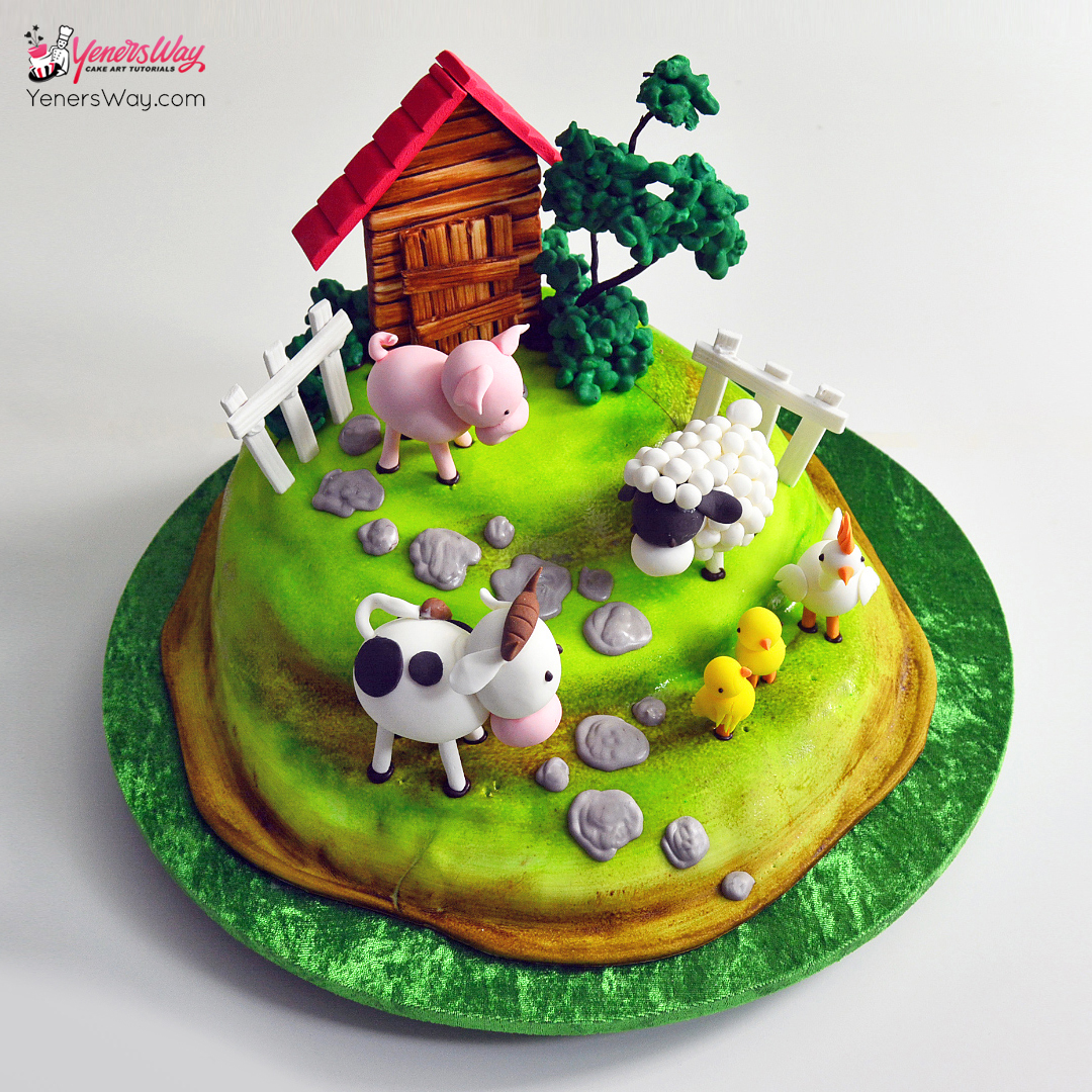 Farm Cake Yeners Way
