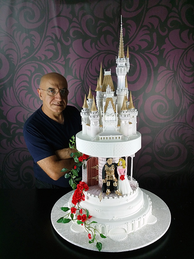 disney-inspired-castle-wedding-cake29