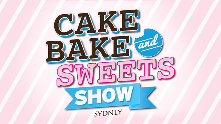 Cake Bake And Sweets Show  Sydney