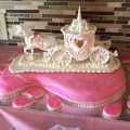 Horse and Carriage for Baby Shower