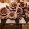 My frst roses