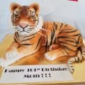 Tiger cake by Cheryl's sweet creations