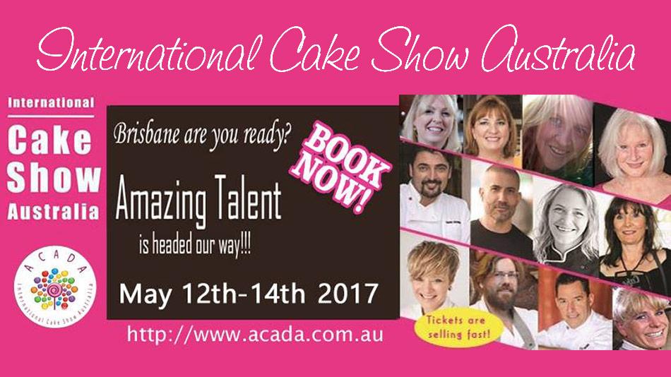 International Cake Show Australia 2017