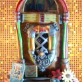 jukebox birthdaycake 60' s