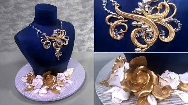 Necklace Cake