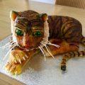 Jessie Linnerts 3D Tiger
